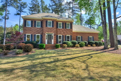 Columbia County Single Family Home For Sale: 526 McKinnes Line