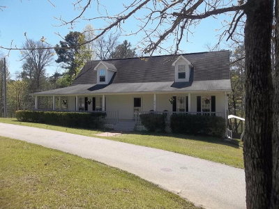 Appling Single Family Home For Sale: 3070 Marshall Road