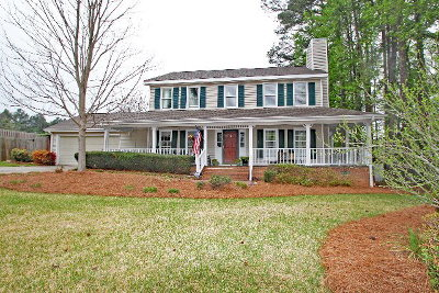 Evans Single Family Home For Sale: 562 Ansley Way