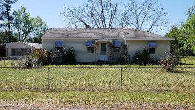 Augusta Single Family Home For Sale: 115 Clark Street