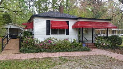 Lincolnton Single Family Home For Sale: 548 N Washington Street