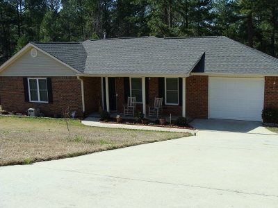 Appling Single Family Home For Sale: 112 Crystal Creek Lane