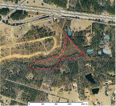 McDuffie County Residential Lots & Land For Sale: Cobbham Road NE