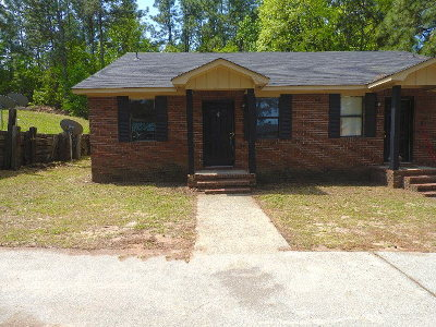Augusta Attached For Sale: 2832 Lumpkin Road