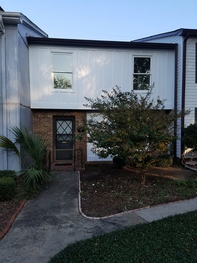 Richmond County Single Family Home For Sale: 2609 Henry Street #B-5