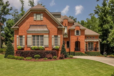 Evans Single Family Home For Sale: 4189 Hannahs Crossing