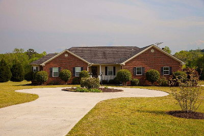 Lincoln County Single Family Home For Sale: 1004 Saddlebrook Drive