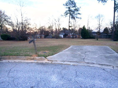 Augusta Residential Lots & Land For Sale: 4002 Pinnacle Way