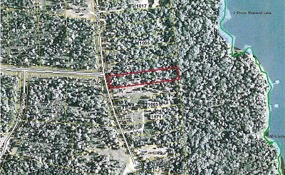 Lincoln County Residential Lots & Land For Sale: Outrigger Drive