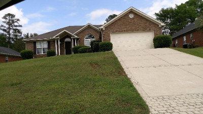 Evans Single Family Home For Sale: 4739 Savannah Lane