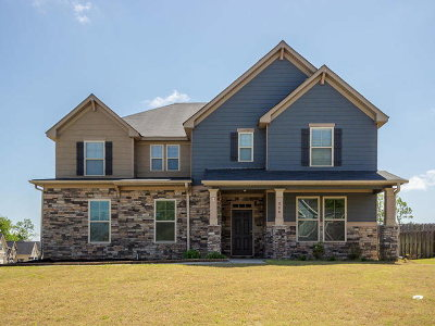 Grovetown GA Single Family Home For Sale: $254,900
