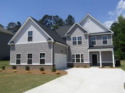 Richmond County Single Family Home For Sale: 2430 Orchard Drive