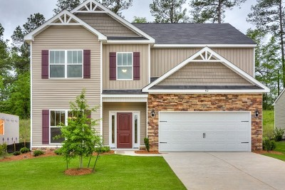 Grovetown Single Family Home For Sale: 407 Millwater Court