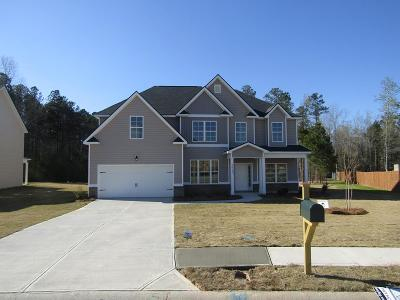Hephzibah Single Family Home For Sale: 2434 Orchard Drive
