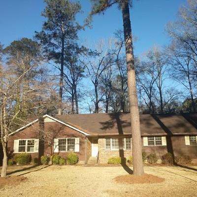 McDuffie County Single Family Home For Sale: 629 Hemlock Drive