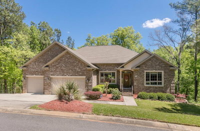 North Augusta Single Family Home For Sale: 70 Shoals Way Court