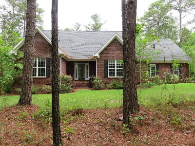 Appling Single Family Home For Sale: 2524 Louisville Road