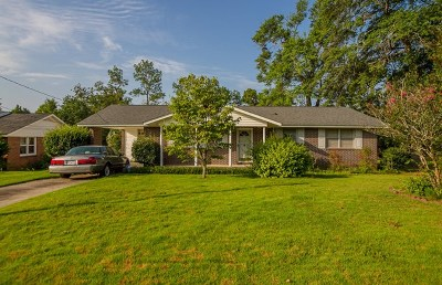 Augusta Single Family Home For Sale: 3601 Richmond Hill Road
