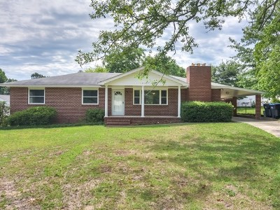 Richmond County Single Family Home For Sale: 1416 Wedgewood Drive