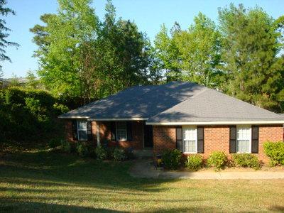Hephzibah Single Family Home For Sale: 2601 Corning Street