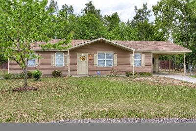 Augusta GA Single Family Home For Sale: $87,900