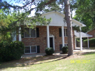 North Augusta Single Family Home For Sale: 325 Hugh Street