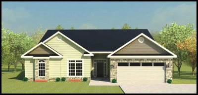 North Augusta Single Family Home For Sale: 340 Bridle Path Road