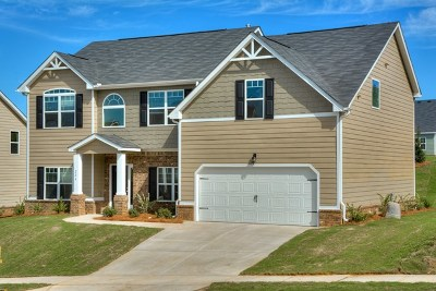 North Augusta Single Family Home For Sale: 206 Langfuhr Way