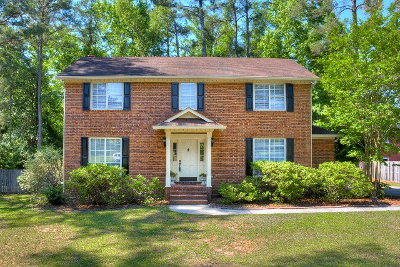 Single Family Home For Sale: 4218 Wood Creek Court