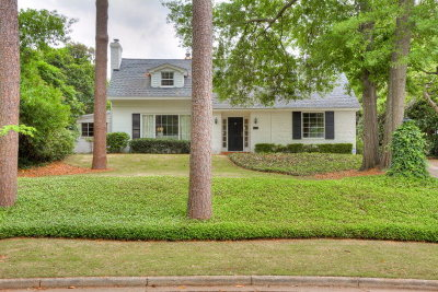 Augusta Single Family Home For Sale: 2904 Bransford Road