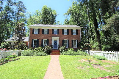 Augusta Single Family Home For Sale: 3304 Andover Lane