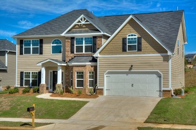 North Augusta Single Family Home For Sale: 212 Langfuhr Way