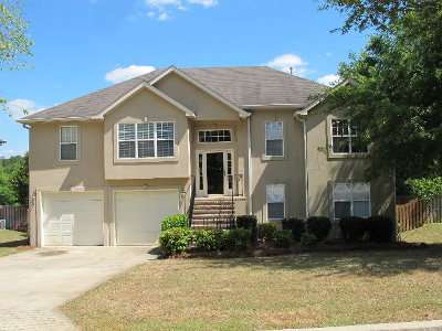 Augusta Single Family Home For Sale: 210 Carriage Hills Circle