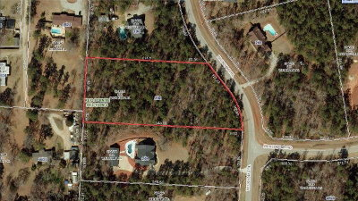 Appling Residential Lots & Land For Sale: 202 Wickham Trail