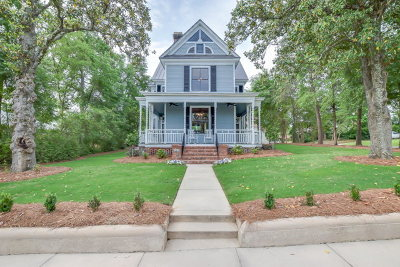 Augusta Single Family Home For Sale: 2116 Richmond Avenue
