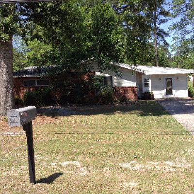 Richmond County Single Family Home For Sale: 2383 Wheeless Road
