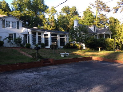 North Augusta Single Family Home For Sale: 621 East Avenue