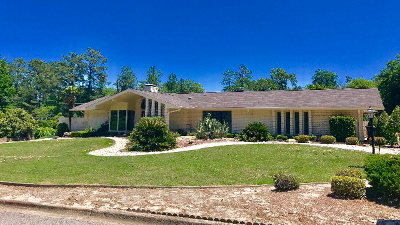 Augusta Single Family Home For Sale: 818 Poindexter Drive