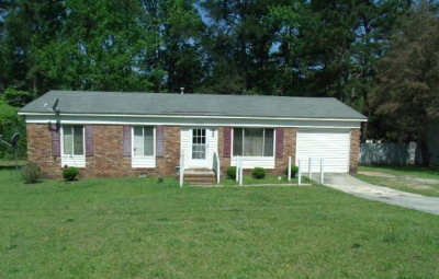 McDuffie County Single Family Home For Sale: 430 Manassas Drive