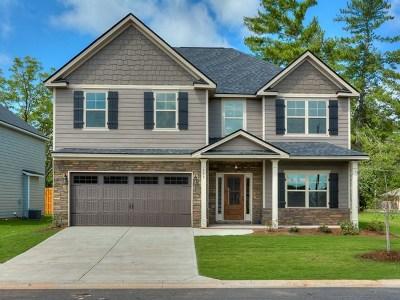 Martinez Single Family Home For Sale: 503 Gary Glen Drive