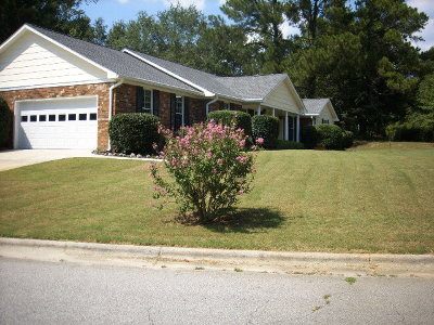 Augusta GA Single Family Home For Sale: $229,900