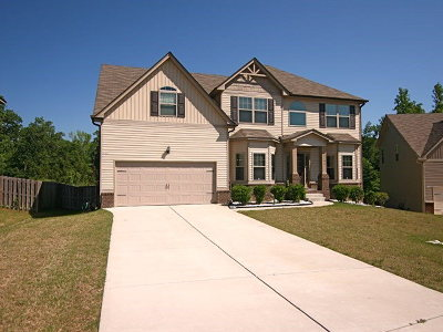 Augusta Single Family Home For Sale: 3193 Waverly Lane