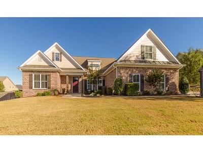 Columbia County Single Family Home For Sale: 1167 Indian Springs Trail
