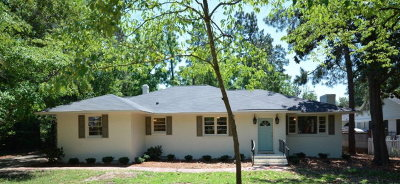 Augusta Single Family Home For Sale: 3022 Pine Needle Road