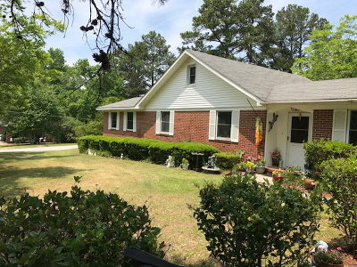 Single Family Home For Sale: 4419 Hereford Farm Road