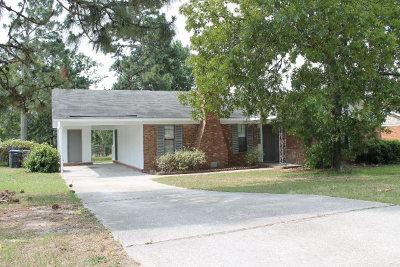 Hephzibah Single Family Home For Sale: 2584 Spirit Creek Road