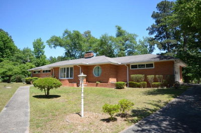 Augusta Single Family Home For Sale: 1706 Flagler Road
