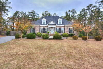 Appling Single Family Home For Sale: 3017 Timber Woods Drive