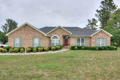 Augusta Single Family Home For Sale: 2701 Culverton Drive