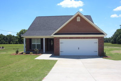 Lincoln County Single Family Home For Sale: 239 Old Berzelia Road